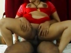 thick indian aunty clip